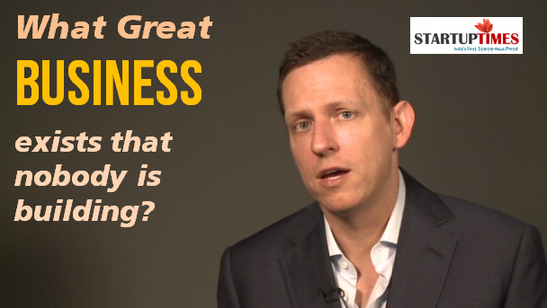 WHAT STARTUPS CAN LEARN FROM THIEL PAYPAL CO-FOUNDER