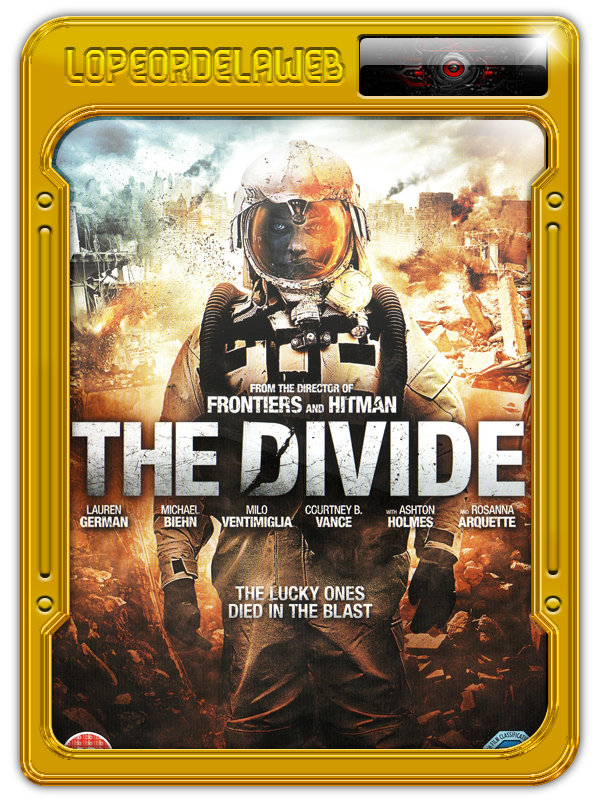 The Divide (Los Aislados) (2011) [BrRip-1080p-Dual-Mega]