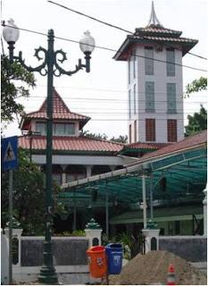 Masjid Assalafiah dan makam Pangeran Jayakarta