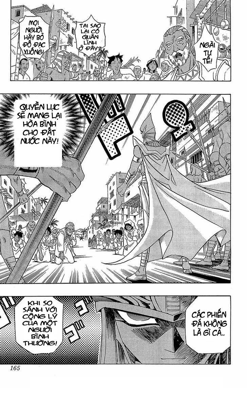 YuGi Oh – Vua Trò Chơi chap 295 Trang 19