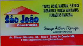 São João - Construção