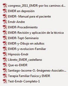 Descarga paquete de EMDR