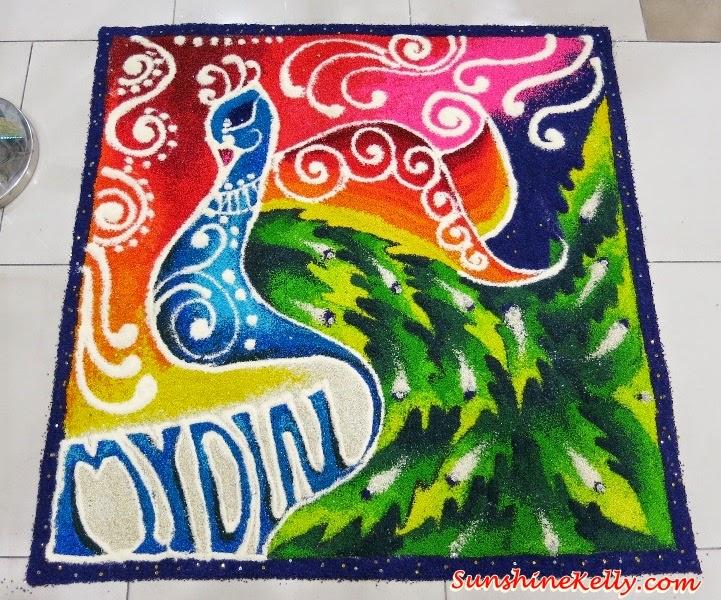 Happy Deepavali, Ekspresi Deepavali at Mydin, Kuthu Vilaku, Deepavali, Festival of Lights, Muruku, Free Muruku