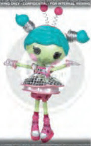 lalaloopsy alien preview