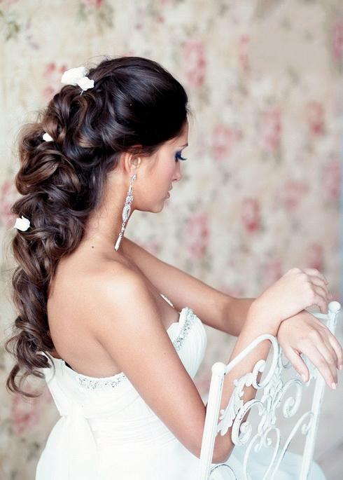 Как сделать косу с накладными прядями видео