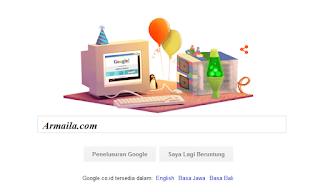 Kapan Ulang Tahun Google? dan Siapakah Pendiri Google?