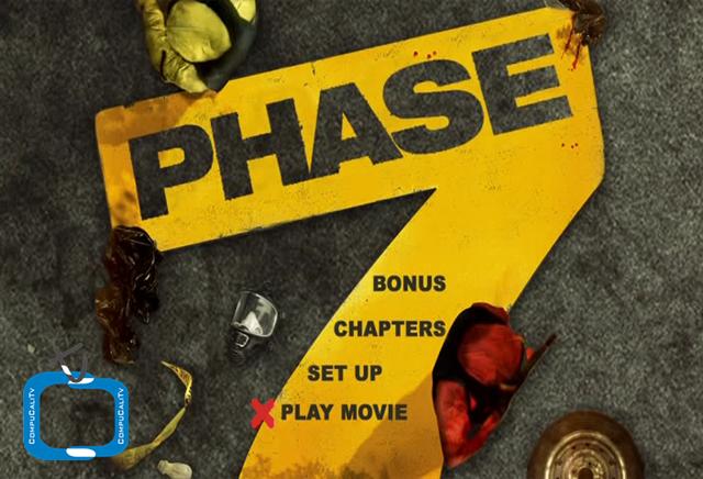 Fase 7 [Phase 7 ] 2011 [DVDR Menu Full] Español Latino [ISO] NTSC Descargar