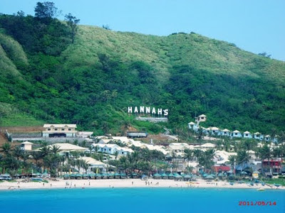Hannah's Beach Resort & Convention Center