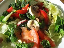 vegetable list, fruits
