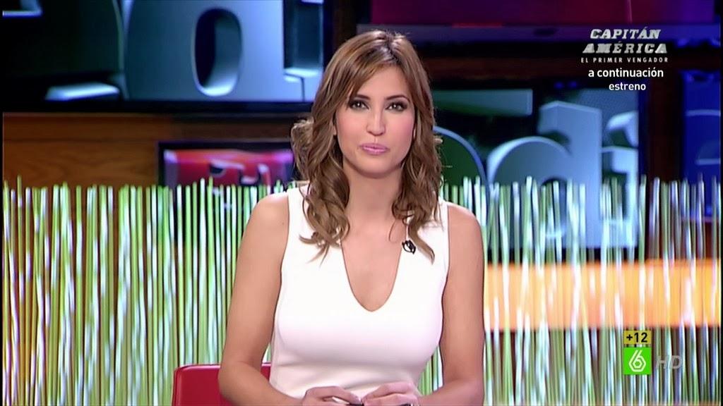 SANDRA SABATES, EL INTERMEDIO (04.02.14)