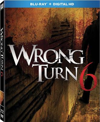 Wrong Turn 6 Last Resort 2014 UNRATED BRRip