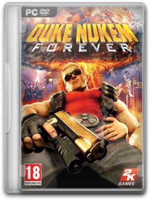 Jogo Duke Nukem Forever - PC