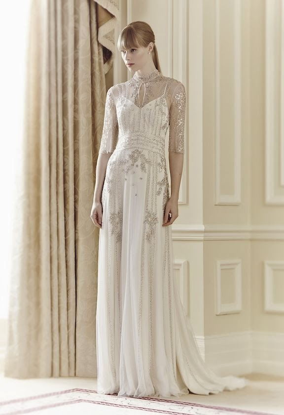 Alexia Wedding Dress - Jenny Packham