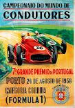 Porto 1958 Poster