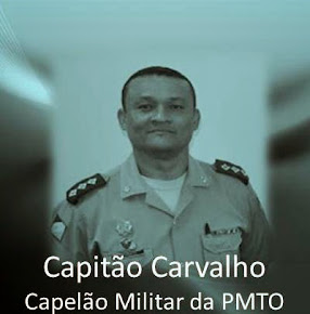 PALAVRA DO CAPELÃO MILITAR