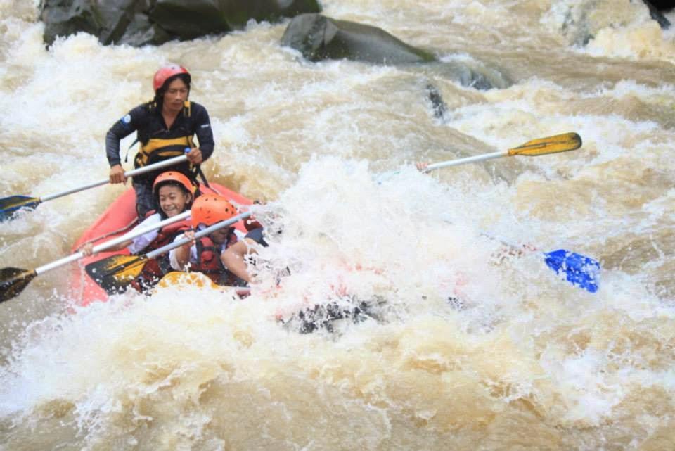 Rafting Progo Atas