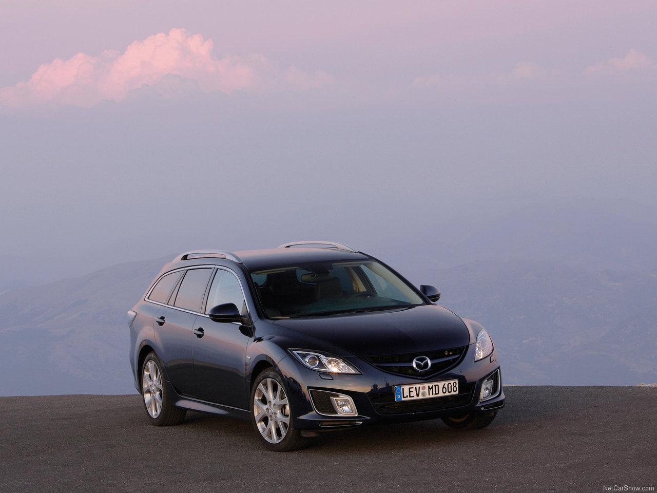 2009 Mazda 6 Sap (50 Images) - New HD Car Wallpaper