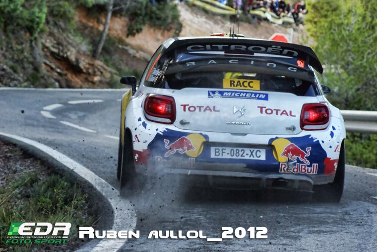 48 Rally RACC Pegatinas 2012 WRC Championship