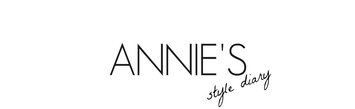 Annie's Style Diary