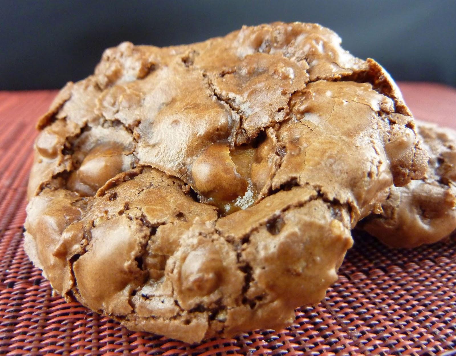 Cookies on Friday: Chocolate Turtle Cookies