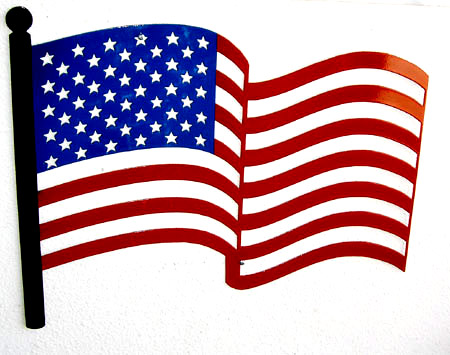 small american flag clip art. DNA test proves