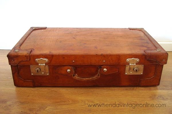 Venta de maletas vintage antiguas en valencia