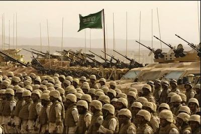 Inilah Kekuatan Militer Saudi Jika Berperang Melawan Syiah Iran