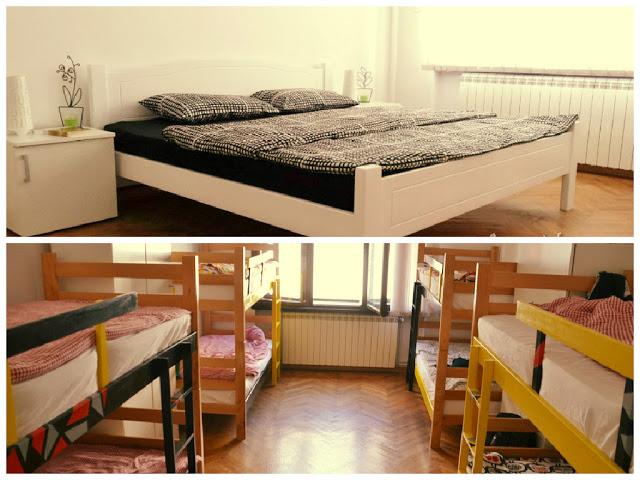 hoteles belgrado, hostel en Belgrado, albergue belgrado