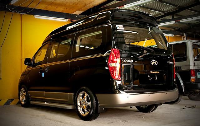 Cars For Sale Hyundai Grand Starex Limousine 2011