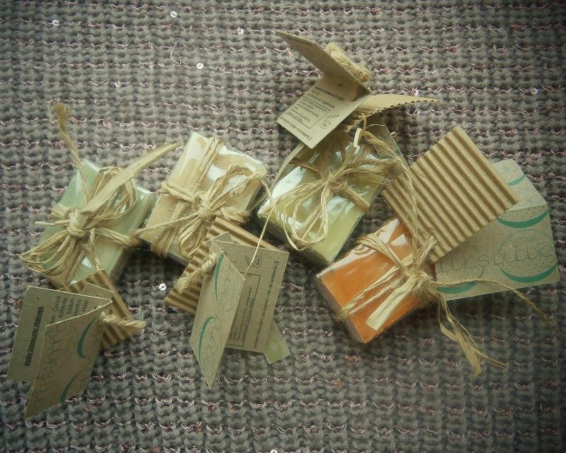 Wygrana naturalnych, wegańskich mydełek :)