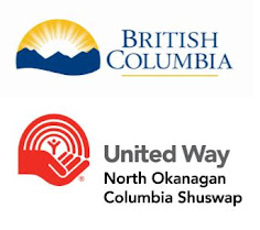 We acknowledge the financial assistance of the Province of British Columbia and United Way