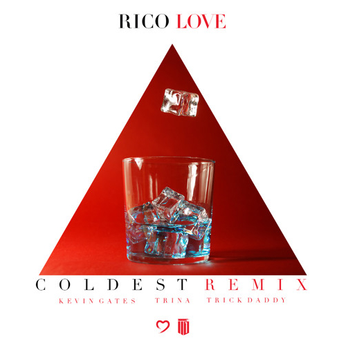 "Rico Love - ""Coldest (Remix)"" f. Kevin Gates, Trina & Trick Daddy"