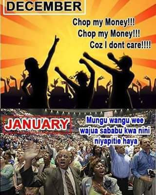 Check Out Some Of The Hilarious Tweets From The #1stWeekOfJanuaryIsWhen Twitter Trend!