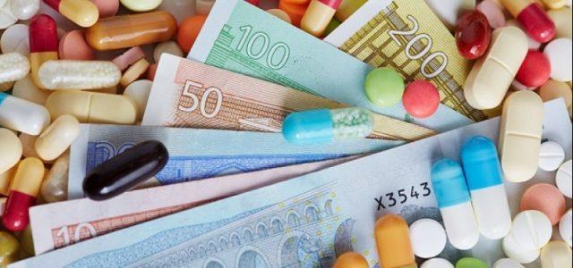 Μας έχετε ρουφήξει το αίμα ... 35% ποσοστό κέρδους στα φάρμακα ...