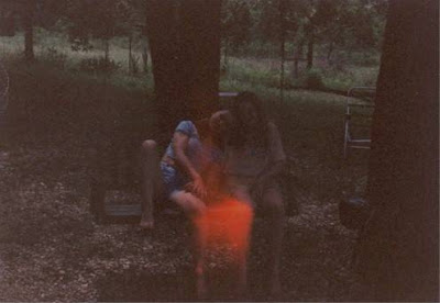 Real Ghost Photo: Rachel and the Farm Ghost