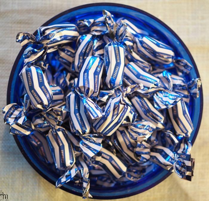 brunbergin suklaatryffelit
