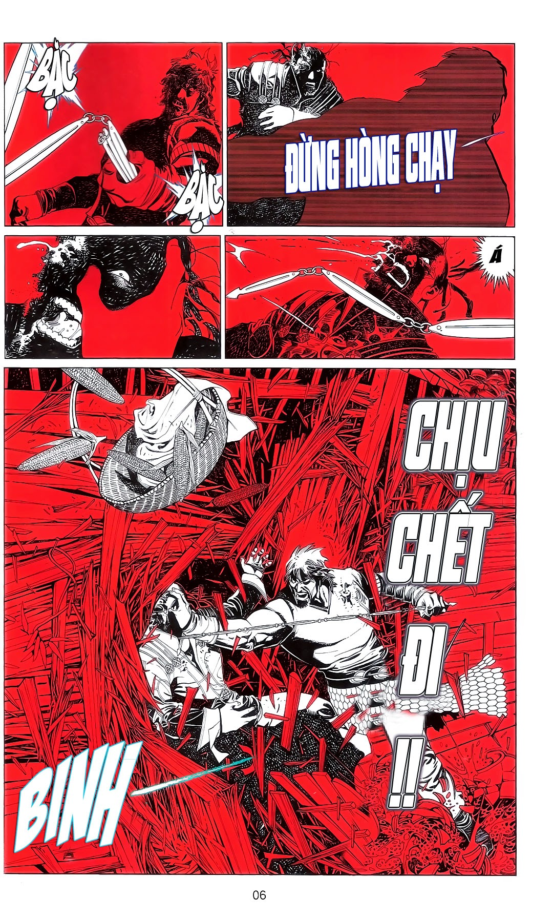 Phong Vân chap 670 Trang 5 - Mangak.info