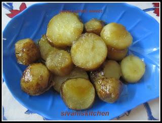 sweet potato sweet