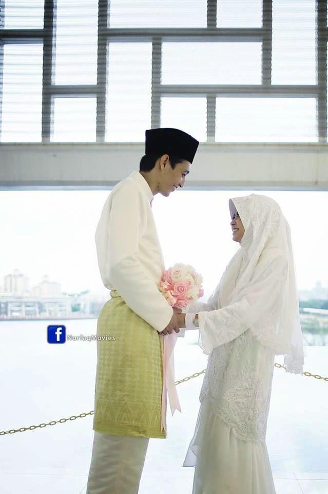 anak ustazah siti bahyah kahwin