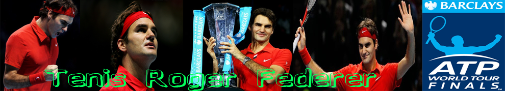 Tenis Roger Federer