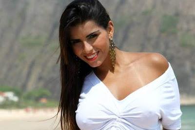 Fotos Bianca Leão - Musa do Fluminense