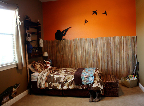 All things bright and beautiful roomspiration recap for Camo kids bedroom ideas