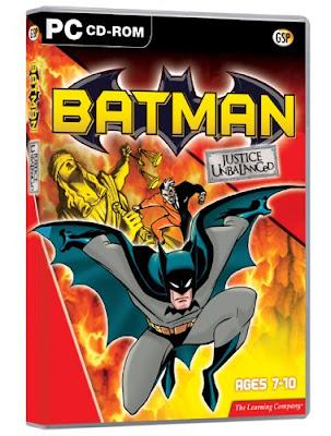 Batman Justice Unbalanced RIP Version