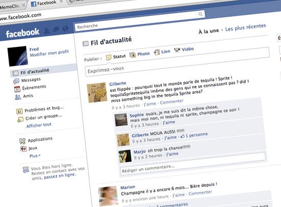 Facebook des fonctionnalités payantes