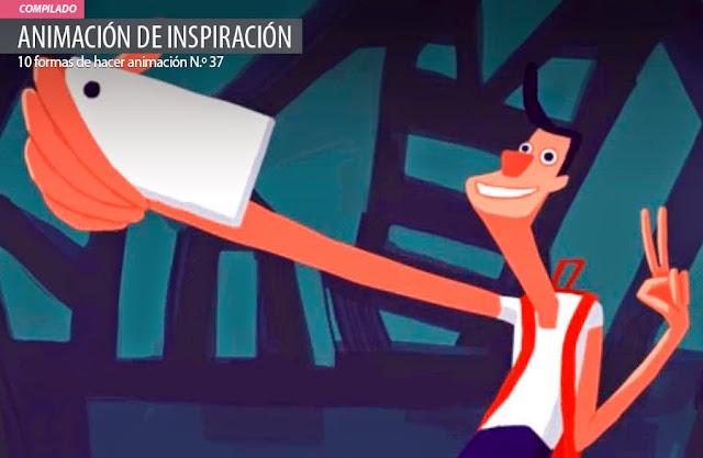 Animación. 10 formas de hacer animación N.º 37