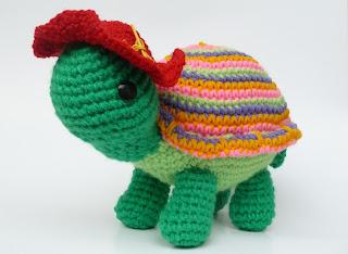 Tortuga Al Crochet