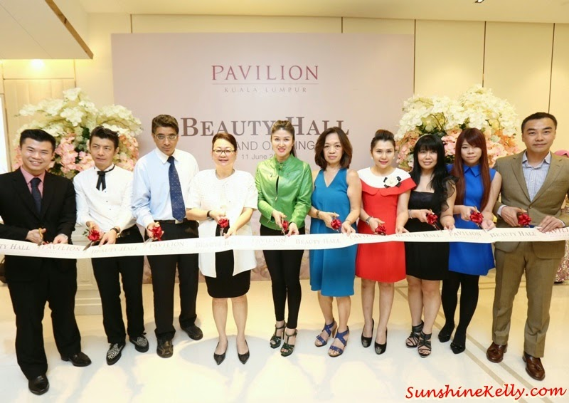 Beauty Hall @ Pavilion Kuala Lumpur, beauty hall, pavilion kl, Asterspring, Clariancy, Jurlique, Luminous; Mayfair Plus; Swiss Perfection,  Art of Beauty & Slimming; Miko Galere with Kerastase, BMIC Nail Spa Salon
