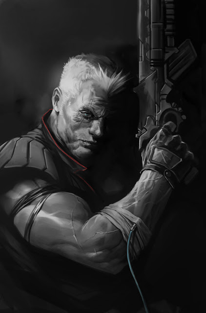 Cable Character Review (Art - Picture)