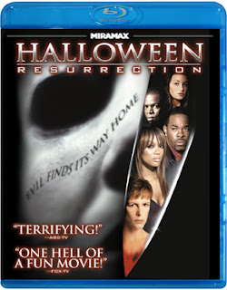 Halloween: Resurrection (2002) (Blu-ray Review)