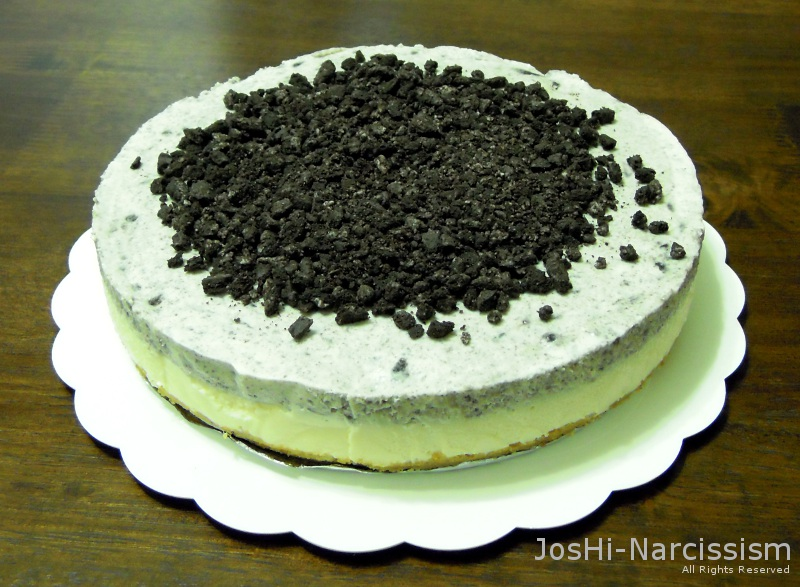 get busy baking oreo cheesecake non bake. Black Bedroom Furniture Sets. Home Design Ideas